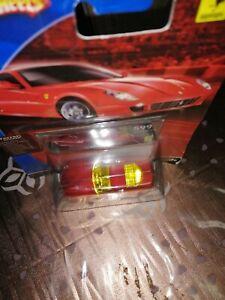 ferrari hot wheels 599 gtb 1/64