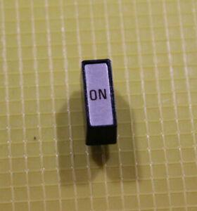 Philips Tonbandmaschine N 4414-Ersatzteil-Schalter-Knopf für ON