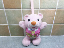 Vtech Pink Little Singing Bear Boxed with Instructions