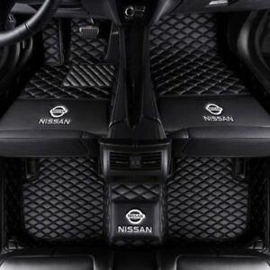 For Nissan Maxima 2003-2018 luxury custom waterproof floor mats