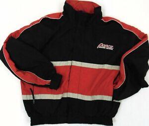 Panoz Racing School by Dunbrooke Sport Full Zip Jacket w/Concealed Hood Size Med