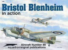 Squadron/Signal In Action 1088 - Bristol Blenheim - NEW