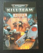 Kill Team - Organisted Play - Promo - Arena Post Card
