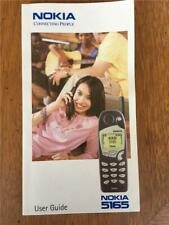 VTG NOKIA 5165 VTG Cell Mobile Phone USER GUIDE 86 pages
