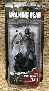 AMC The Walking Dead TV Series 4 Michonne Pet  1 Action Figure