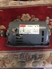 Dayton 3K386A 1/3-1/9 HP Belt Drive Fan And Blower Motor Electric Motor 7.1A