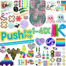 41X Fidget Toys Anxiety Relief Stress Kit Set Sensory Stress Relief Kid Adult