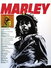 """Bob Marley American Tour 16"""" x 12"""" Reproduction Concert Poster Photo"""