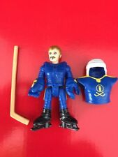 IMAGINEXT SERIES 10  HOCKEY PLAYER  LOOSE COMPLETE
