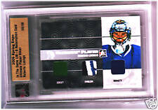 ITG ULTIMATE 8 REDEMPTION EMBLEM, JERSEY, NUMBER (3 PCS), Roberto LUONGO /9
