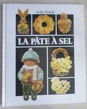 La pâte à sel de Isolde KISKALT