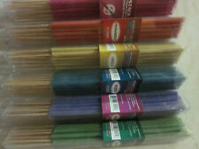 90pc ASSORTMENT OF INCENSE STICKS STACKERS FRAGRANCES  GREAT SMELLS MIX THEM