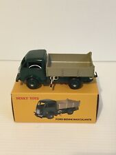 DINKY TOYS 25M BY NOREV FORD TIPPING TRUCK 1/43 SCALE MADE IN CHINA