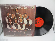 The Slovenski Oktet - Greyko 509298 LP Vinyl Record Original Shrink NM
