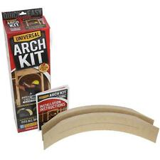 13 in. Prefabricated Framing Remodel Arch Kit Moulding Doorway Archway Opening