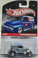 Hot Wheels 2010 - Hot Wheels Delivery: Slick Rides - '32 Ford Sedan Delivery