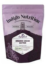 Organic Cacao Butter - 500g - Indigo Herbs