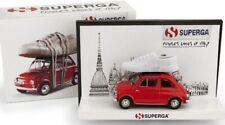 FIAT 500D SUPERGA  BRUMM S1413