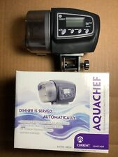 Current USA | Aquachef | #8024 | Programmable Automatic Fish Feeder | Old-Stock