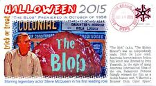 "COVERSCAPE computer designed Halloween (""The Blob"") 2015 event cover"