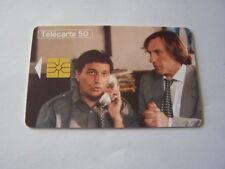 telecarte clavier depardieu cinéma 9 50u ref phonecote F595A