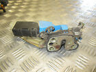 HOLDEN COMMODORE VT VX VU VY VZ FRONT DOOR LOCK ACTUATOR MECHANISM GENUINE LHF