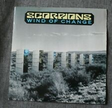 Scorpions, wind of change / tease me please me, SP - 45 tours