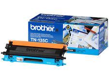 Brother TN-135C - TONER CYAN CIANO ORIGINALE HL-4050 DCP-9040CN