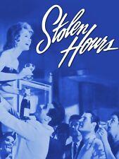 16mm STOLEN HOURS-1963. Lpp, color Feature Film.