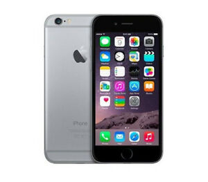 Apple iPhone 6 Plus 16GB 64GB 128GB Space Gray Unlocked GSM/CDMA/LTE All Grades