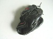 "Bat-Attitude Professional Model Baseball/Softball Glove Mitt 12.5"" RH Black Nice"