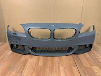 ✅2011-2013 OEM BMW F10 535 M-SPORT Front Bumper Cover W/ PDC (READ DESCRIPTION)