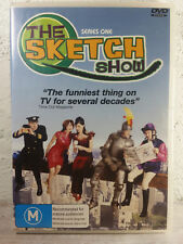 The Sketch Show : Season 1 (DVD, 2011) 3 HOURS ! Ultra Rare Out Of Print