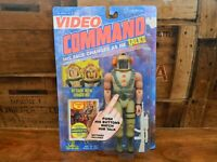 Video Command - Hawkeye - Action Figure - Toy Island- Sealed on Card - 1992