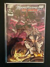 Transformers Armada 6 Megatron High Grade DW Comic Book CL97-157