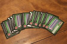 37 Pokemon TCG Online Assorted Code Cards