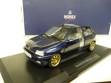1:18 NOREV Renault Clio Williams Phase 1 Blau Metallic NEU NEW
