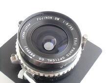 Fujinon (Fuji) SW 65mm/f8.0 Objektiv, Seiko Verschluss, Horseman Lens Board (652541)
