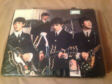 THE BEATLES-Nuovo di Zecca Handbag Tote Purse (Crystal Impreziosito tela)