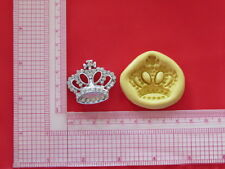Princess Crown Silicone Mold Cake Fondant Resin Clay Craft Candy A858 Soap