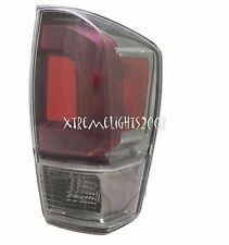 TOYOTA TACOMA 2016 RIGHT PASSENGER LIMITED CLEAR TAILLIGHT TAIL LIGHT REAR LAMP
