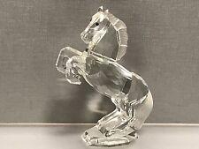 Swarovski Figur Weisser Hengst 11 cm. Top Zustand