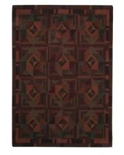 Missoni Rare Genuin Designer Area Rug Naxos Copper 100 Wool 5 7 X7