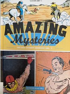 Amazing Mysteries: The Bill Everett Archives: v. 1 by Bill Everett, Blake...