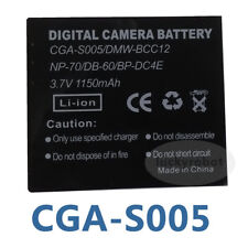 Rechargeable  New Battery For Ricoh DB-60 GR Digital II/GX200/GX100