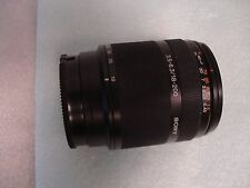 Very Nice Sony alpha 18-200mm DT f/3.5-6.3 SAM Lens for Digital SLR Camera