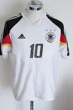 ADIDAS GERMANIA GERMANY KURANYI L maglia calcio football t-shirt soccer A764