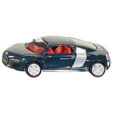 Coche de automodelismo y aeromodelismo color principal azul Audi