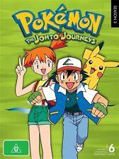 Pokemon - Johto Journeys : Season 3 (DVD,2010,6-Disc Set) - Region 4