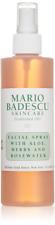 Mario Badescu Facial Spray Aloe Herbs Rosewater Refreshing Hydrating Face Mist